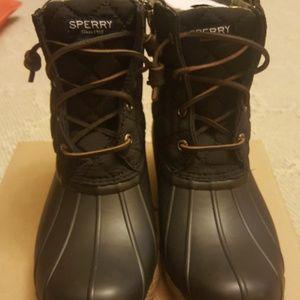 Women Sperry Duck Boots